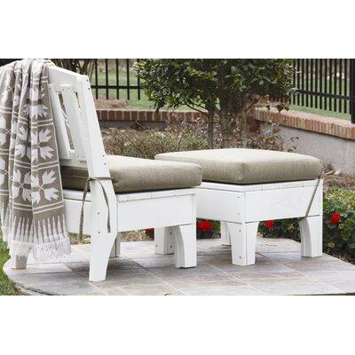 Uwharrie Chair Westport Deep Seating Chair with Leg Rest