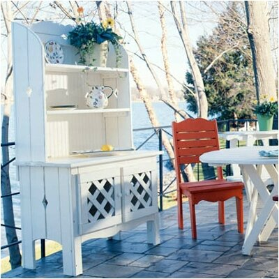 Uwharrie Chair Companion Hutch