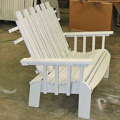 Uwharrie Chair Styxx Wood Garden Bench