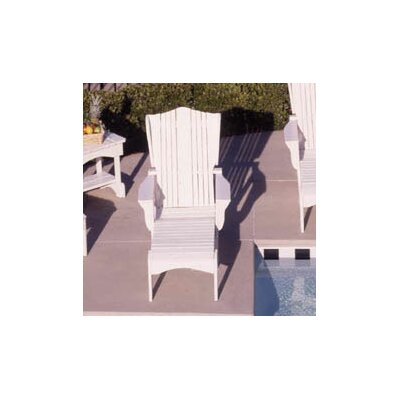 Uwharrie Chair Plantation Chaise Lounge