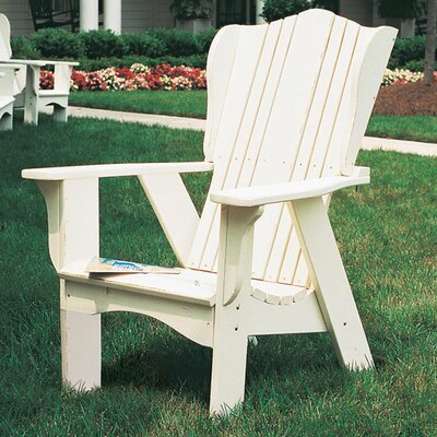 Uwharrie Chair Plantation Adirondack Chair