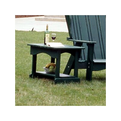 Uwharrie Chair Plantation Side Table