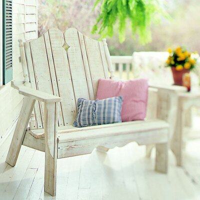 Uwharrie Chair Nantucket Garden Bench