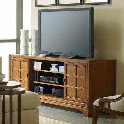 "Stanley Furniture Continuum 74"" TV Stand"