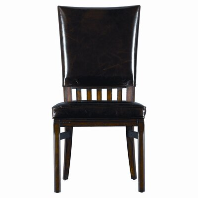 Stanley Furniture Modern Craftsman Morris School Side Chair