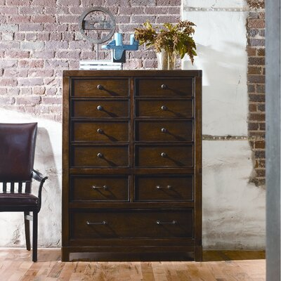 Stanley Furniture Modern Craftsman11 Drawer Chest