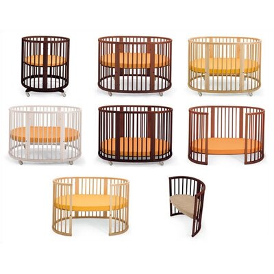 Stokke Sleepi System I: Bassinet and Crib Set