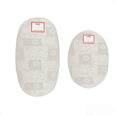 Sleepi Mini Bassinet & Crib Mattresses by Colgate