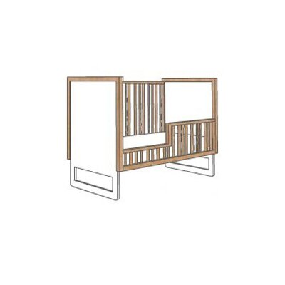 Nursery Works Loom Toddler / Daybed Conversion Kit