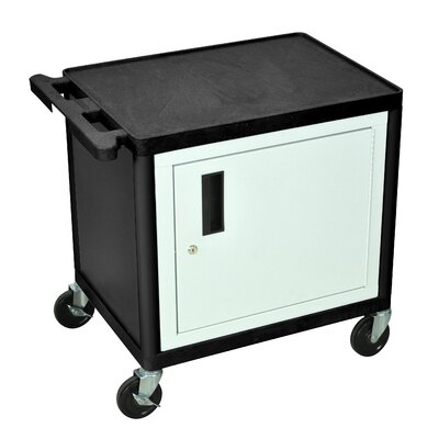 "Luxor 26"" High Low Priced Table with Locking Table"