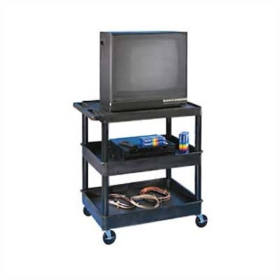 Luxor Two Shelf Utility Cart