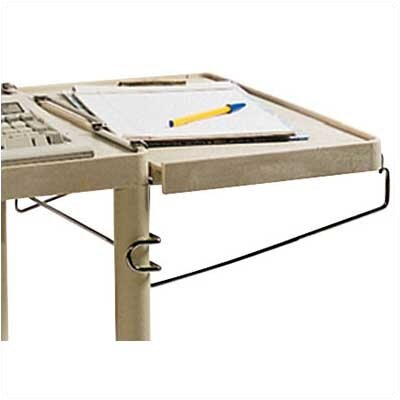 "Luxor Side Shelf for 18""D Workstations"