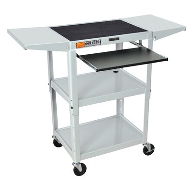 Luxor Adjustable Height Workstation and Presentation Center