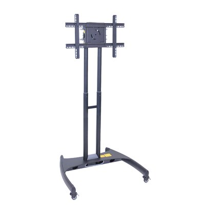 Luxor Adjustable Height TV Stand and Mount