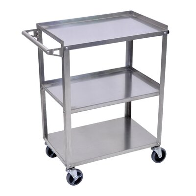 Luxor 3 Shelf Cart