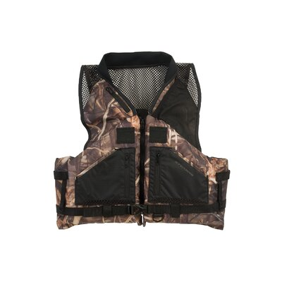 Stearns PFD 2220 General Comfort Camo Boating Life Vest