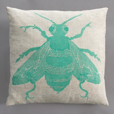 Dermond Peterson Bee Pillow