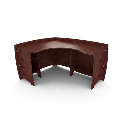 Sustainable Series Corner Desk
