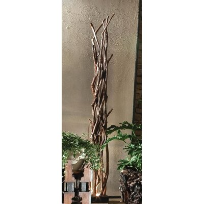 Groovystuff Woodlands Branch Floor Lamp