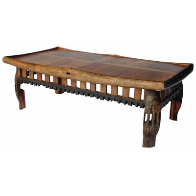 Prairie California Rectangle Coffee Table