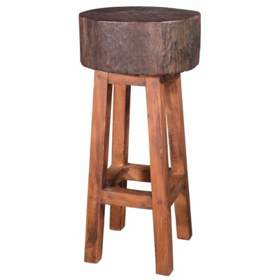 Groovystuff Stump Stool Bar
