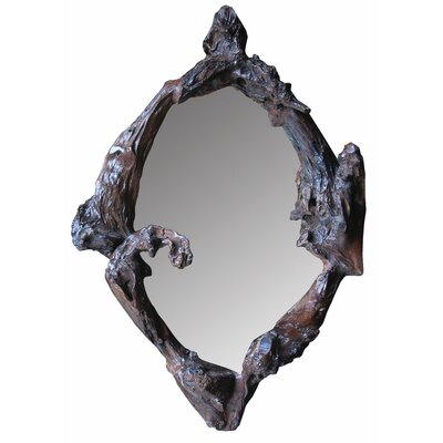 Jericho Oval Mirror
