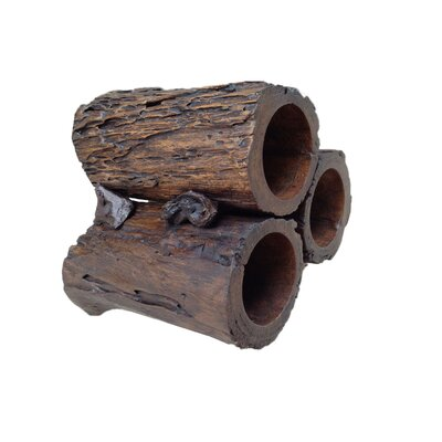 Chris Bruning Wishing Well Trio Tabletop Wine Rack
