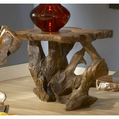 Back To The Roots Bighorn Root Side Table