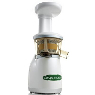 Kalorik Masticating Juicer Review : Omega Juicers vertical Masticating Juicer & Reviews Wayfair