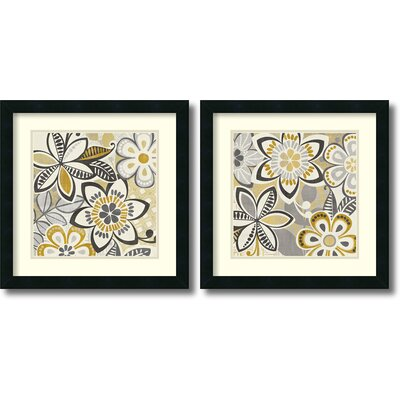 Free Wheelin 2 Piece Framed Print Set By Wild Apple Portfolio