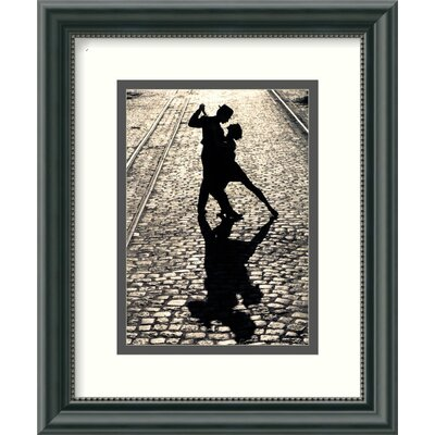 "Amanti Art The Last Dance Framed Print Art - 11.39"" x 9.46"""