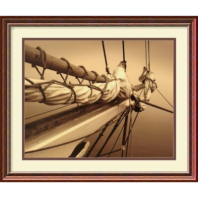 Amanti Art 'Breaking the Mist II' by Frederick J. LeBlanc Framed Photographic Print