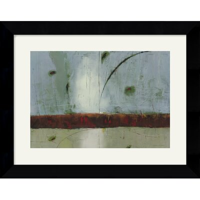 Amanti Art Verge Framed Art Print by Zach Amir
