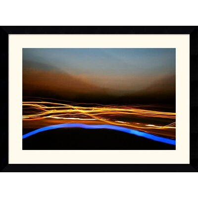 "Amanti Art Watchman Campground 360 by Andy Magee Framed Fine Art Print - 28.37"" x 38.37"""