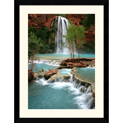 Havasu Paradise by Andy Magee Framed Fine Art Print - 38.37