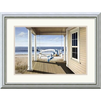 Soft Winds by Daniel Pollera Framed Fine Art Print - 15.99