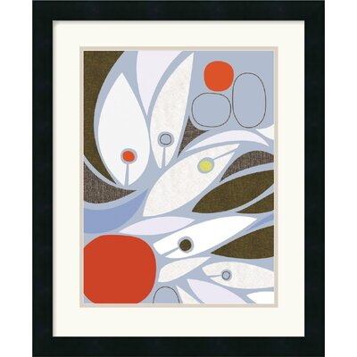 Amanti Art Vacuoles No. 2 Framed Art Print by Jenn Ski