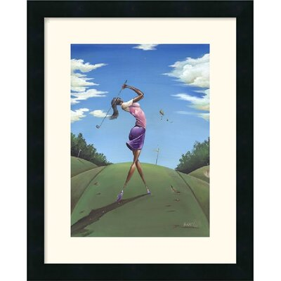 "Amanti Art Perfection by Frank Morrison Framed Fine Art Print - 20"" x 17"""