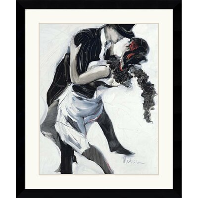 Amanti Art Floreadora II Framed Art Print by Marysia
