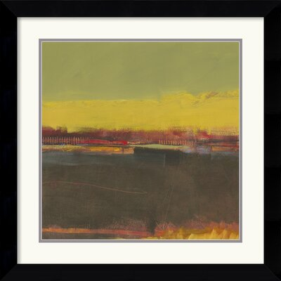 Amanti Art Domain II Framed Print by Craig Alan