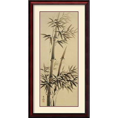 Bamboo Forever I Framed Print by Kee Hee Lee