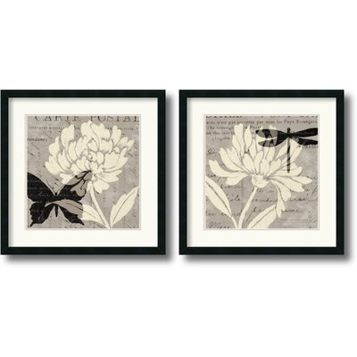 Amanti Art Natural Prints Framed Print by Daphne Brissonnet (Set of 2)