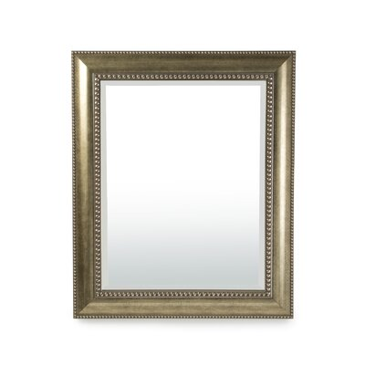 Astoria Large Mirror in Champagne Gold