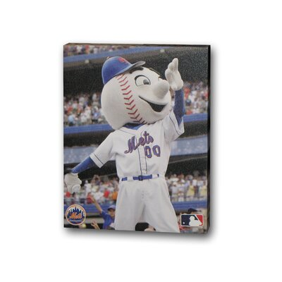 Artissimo Designs MLB Mascot Canvas Art
