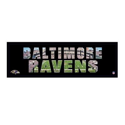 Artissimo Designs NFL Team Pride Canvas Art