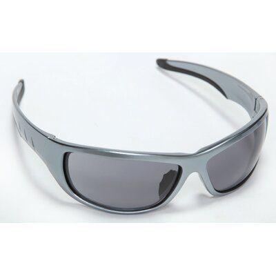 Aggressor Safety Glasses with Gray Lens