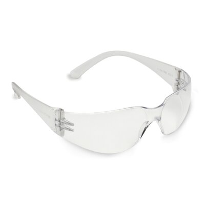 Bulldog Readers' Bifocal Safety Glasses in Clear (1.0 Diopter)