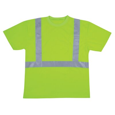 Cordova Hi Vis Class 2 Safety Vest T-Shirt - Large