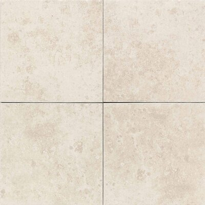 "American Olean Carriage House 6"" x 6"" Glazed Wall Tile in Canvas"