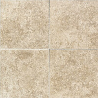 "American Olean Carriage House 6"" x 6"" Glazed Wall Tile in Straw"